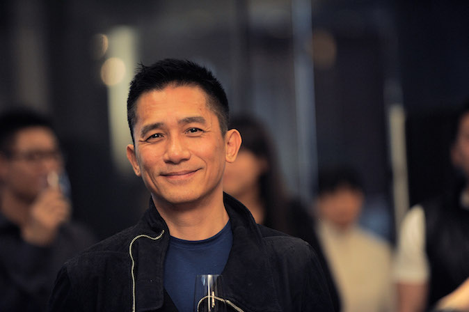 Известный актёр Тони Люн на открытии Chrome Hearts Beijing Store Opening 14 мая 2014 года, Пекин, Китай. Фото: Etienne Oliveau/Getty Images for Chrome Hearts | Epoch Times Россия