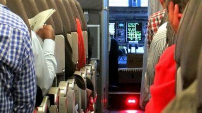 2-летний ребёнок стал задыхаться в самолёте. Хорошо, что на борту оказались врачи!