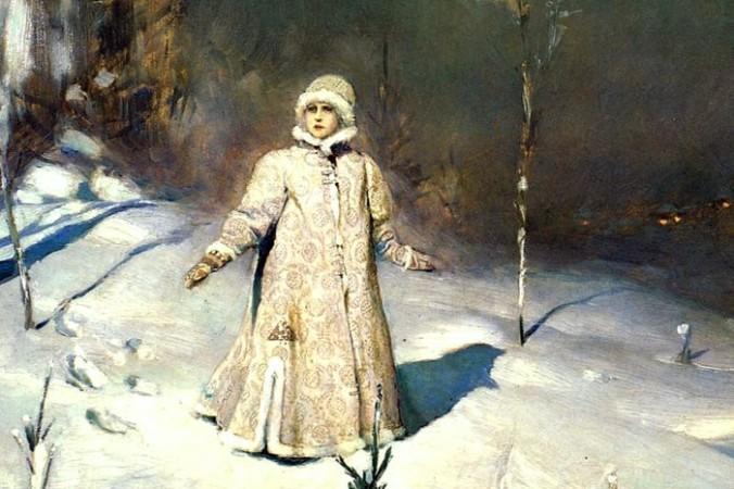 Снегурочка Васнецова. 1885 год. Фото:Public Domain | Epoch Times Россия