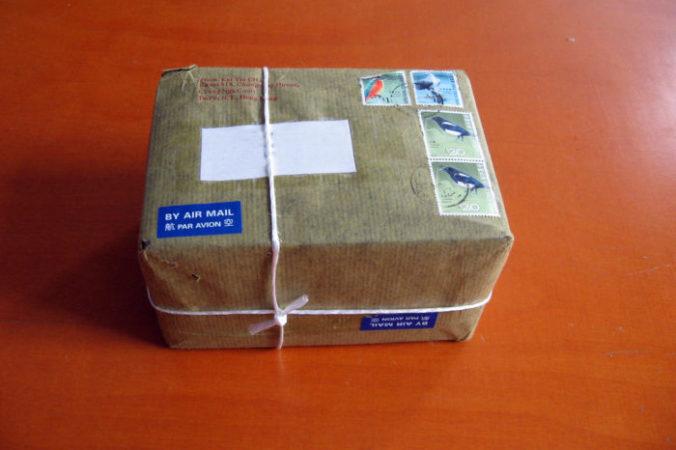 Оберточная бумага и записка в посылке с eBay побудила отца двоих детей стать донором почки