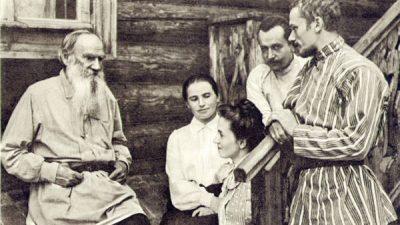 Опыт Льва Толстого как альтернатива пластической хирургии