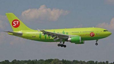 Авиакомпания S7 на месяц вернула себе старое название в честь сбора средств на посадку в Сибири 1 млн деревьев