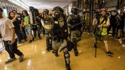 Полиция Гонконга пытается взломать Телеграм и добивается защиты информации о своих сотрудниках