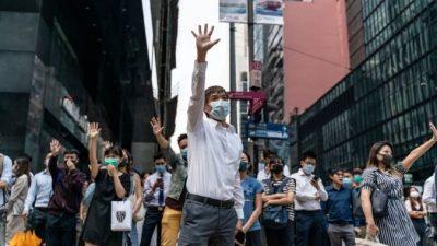 Верховный суд Гонконга признал запрет на маски неконституционным
