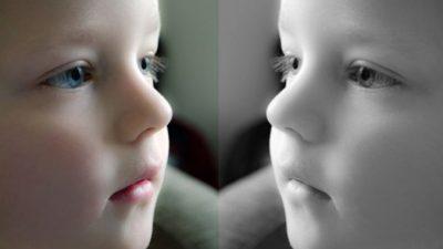 5-летний сын уверил маму, что нашёл своего двойника. Женщина смеялась до слёз, когда увидела их фото