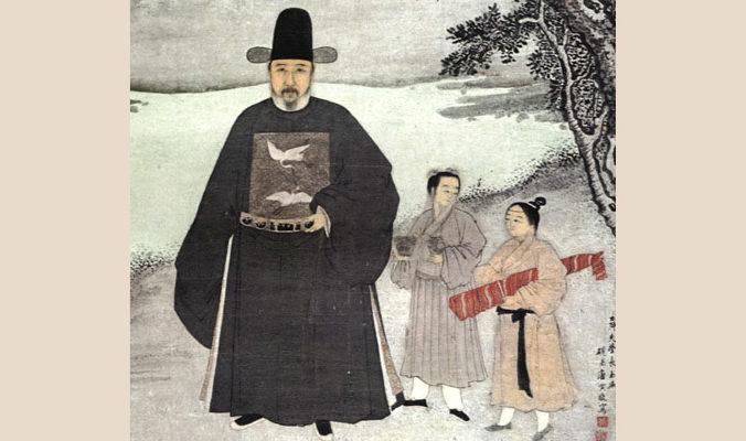 Фото: Гражданский чиновник первого ранга во времена династии Тан. Фото: Wikipedia/Public Domain | Epoch Times Россия