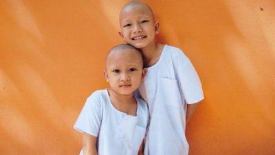 7-летний мальчик побрился налысо. И это не вызов обществу, а лучшее проявление дружбы!