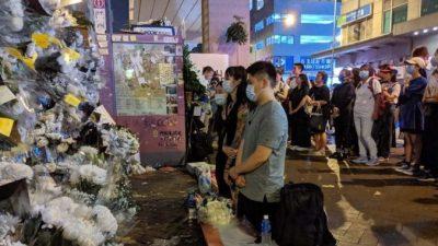 Жители Гонконга уверены, что из-за действий полиции погибли люди. Власти отрицают обвинения и скрывают доказательства
