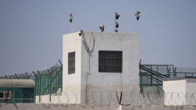 Секретные документы подтверждают наличие трудовых лагерей в Синьцзяне
