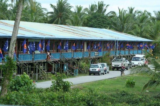 Длинный дом в Малайзии. Calvinaj/commons.wikimedia.org/CC BY 3.0   Epoch Times Россия