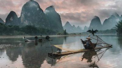 Древняя китайская история о том, как старик «сдвинул» горы, потому что верил в это
