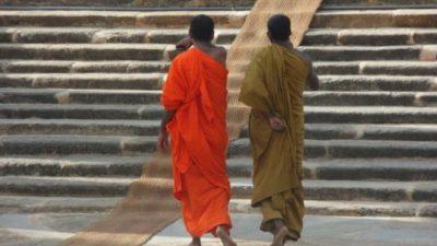Древняя китайская история о двух монахах: один мечтал, а второй действовал