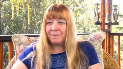 Писательница рассказала о контактах с инопланетянами. Она с ними общается с 4-х лет