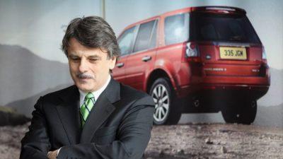 Компания Land Rover не смогла защитить авторские права в Китае