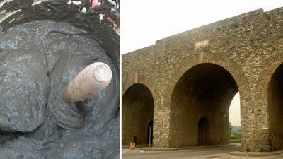 Секретный съедобный ингредиент использовался для строительства величественных стен Китая. Знаете, какой?