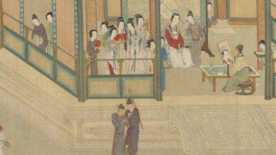 Как древние китайские художники использовали скандалы при дворе, чтобы напомнить о порядочности и честности? (часть 2)