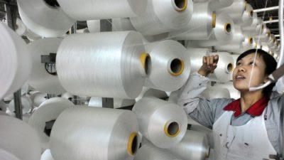 Показатели производства в Китае снижаются второй месяц подряд