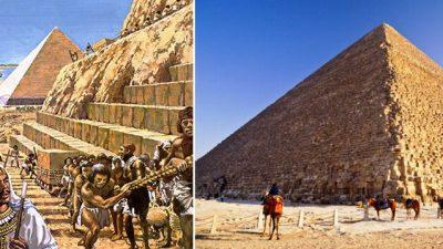 Пирамида Хеопса: как сделали, переместили и уложили 2,3 миллиона массивных каменных блоков?