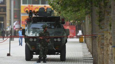 Китайские власти используют теракты в Париже для оправдания репрессий уйгуров. Часть вторая