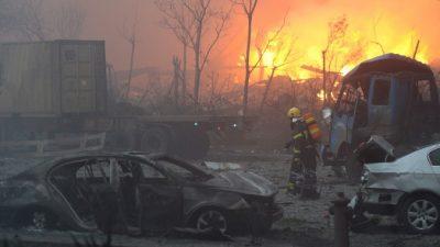 После взрыва в Тяньцзине: почему китайцы ненавидят Красный крест?