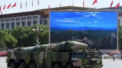 Китай протестировал ядерную ракету, которая может достигнуть любого района США
