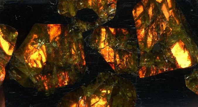 Куски метеорита Фукан. Фото: CC BY 2.0   Epoch Times Россия