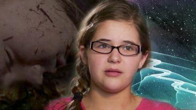Девочка упала с 9-метровой высоты и попала на «небеса». После этого у неё прошло хроническое заболевание