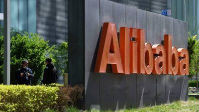 Глава Alibaba: Это настоящая война. И мы уже ведём сражение с контрафактом