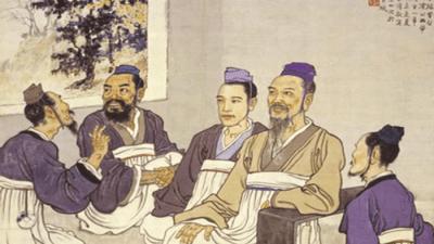 Правила для учеников из Древнего Китая: живите опрятно