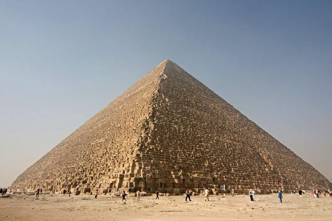 Пирамида Хеопса. Фото: Nina Aldin Thune/Creative Commons | Epoch Times Россия