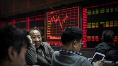 В Китае усиливается политическая нестабильность
