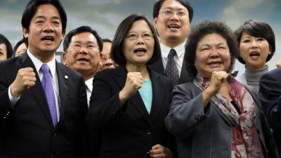 Китай пытается запугать Тайвань перед выборами тайваньского президента