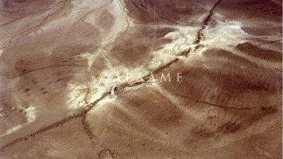 Таинственная 150-километровая стена в Иордании ставит учёных в тупик