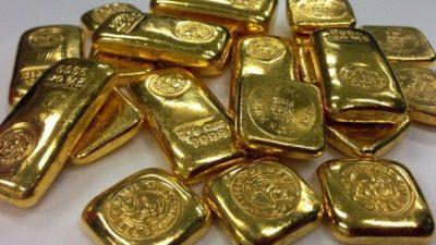 Мужчина вернул золотые слитки, доставленные курьером по ошибке вместо купальника жены