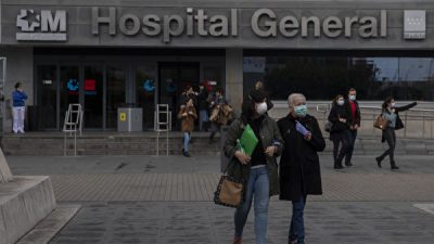 Испания: ошибочность китайских экспресс-тестов на коронавирус составила 70%