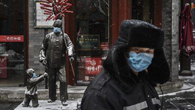 Немецкая газета Bild обвиняет власти Китая в сокрытии эпидемии коронавируса