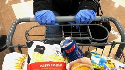 Как обезопасить себя от коронавируса COVID-19 в супермаркетах?