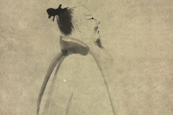 Картина Лян Кая «Поэт Ли Бо», китайская живопись времен династии Сун. Public Domain   Epoch Times Россия