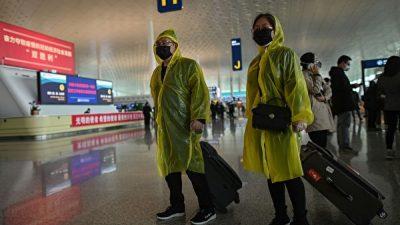 Исследование показало, что в Китае может произойти вторая волна эпидемии