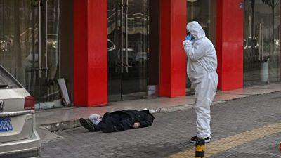 Заказ на 200 тысяч мешков для трупов получил тайваньский бизнесмен