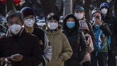 Китайцы не верят «нулевым» данным по заболевшим COVID-19