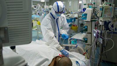 Эпидемия в Китае унесла жизни как минимум 30000 человек, считает учёный из Новой Зеландии