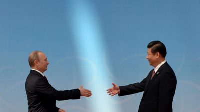 Россия выпала из списка 15 важнейших торговых партнёров Китая