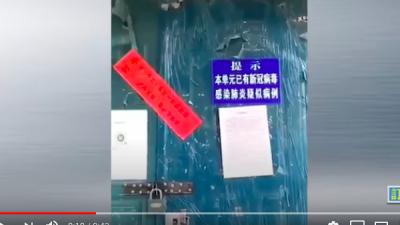 Крайние меры изоляции применяют в Харбине. Хотя шанхайский эксперт считает, что домашний карантин неэффективен