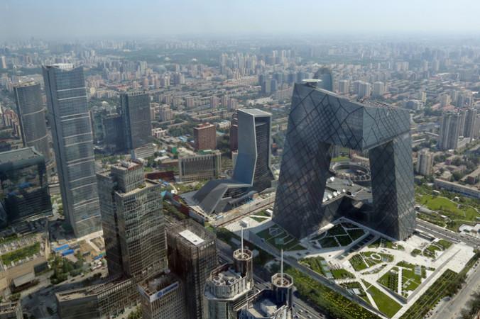 Пекин. Фото: Feng Li/Getty Images | Epoch Times Россия