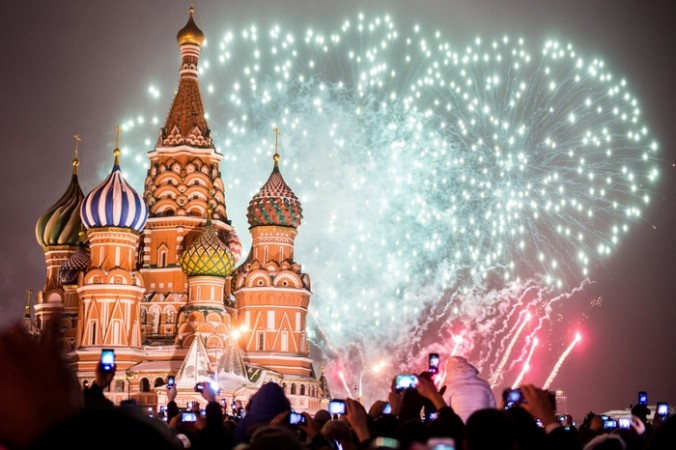 Фото: DMITRY SEREBRYAKOV/AFP/Getty Images | Epoch Times Россия