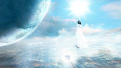 Душа может покинуть тело и подсмотреть, что происходит вокруг!