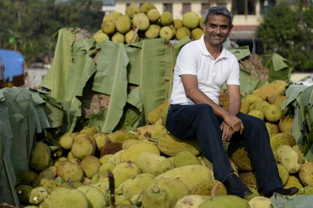 Джекфрут, заменитель мяса, Индия. Фото: ARUN SANKAR/AFP via Getty Images   Epoch Times Россия