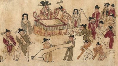 Что ждёт сплетников и подстрекателей после смерти, согласно древней книге?