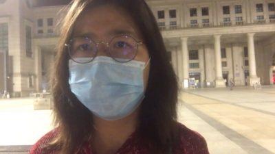 Ещё одного блогера арестовали за освещение ситуации с эпидемией в Китае